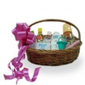 Johnsons Baby Basket