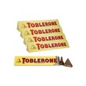8 Toblerones-50gm each