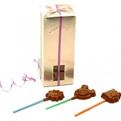 Chocolate Lollipops 300gm