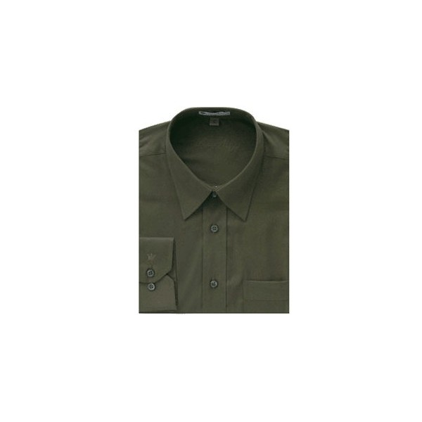 Louis Philippe Green color Formal ShirtsLouis Philippe Formal Shirts