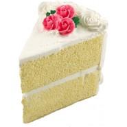Vanilla Piece cakes- 6nos
