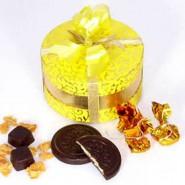 Sugarfree Marie Biscuit Chocolates