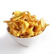 Jackfruit chips - salty