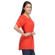 Red Special Valentine Ceremonial Designer Dresses