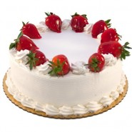 Strawberry Cake - 1kg