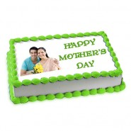 Personalised Cake for mom-1.5 kg