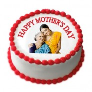 Mothers day Photo Cake -1kg