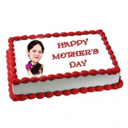 Mothers day Photo Cake -2kg