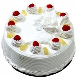 Vanilla Eggless Cake (Cakes & Bakes)
