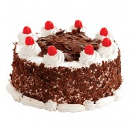 Black Forest Eggless Cake 1kg (Jayaram Bakery)
