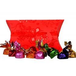 Red Chocolate Bag