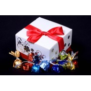 Square Box Of 15 Assorted Chocolates