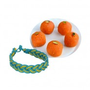 Mothi laddu with Friendship Band