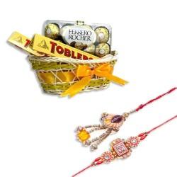 Kundan Beads Bhaiya Bhabhi...