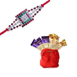 Multi Beads, Diamond Thread...