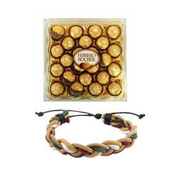 24 Pieces Ferrero Rocher...