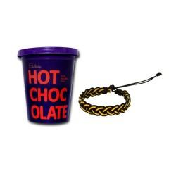 Cadbury hot chocolate with...