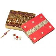 Ghasitaram Rakhi Special Sugarfree Mix Mithai Box