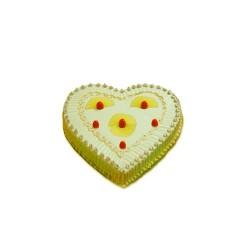 Heart shape Cake - 2 Kg