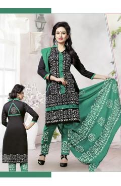 Black Cotton Salwar