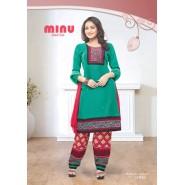 Green Cotton Salwar