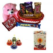 Diwali Chocolate Wishes