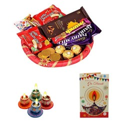 Diwali Chocolate Gift Combo