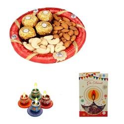Diwali Dry Fruites Chocolates