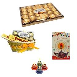Diwali Candy Basker
