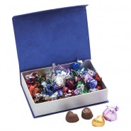 Dryfruit Chocolates with Silver Plated Coin