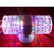 DOUBLE SIDE ROLLER DISCO ROTATING LIGHT