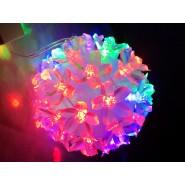 MULTICOLOR FLOWER BALL LED LIGHT
