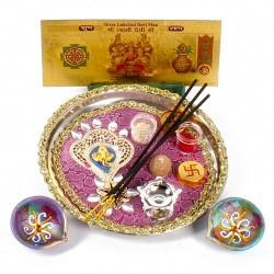 Ganesha Diwali Thali and...