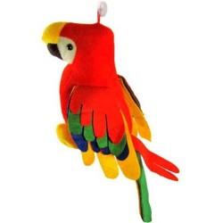 Musical Parrot With Tail -...