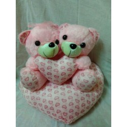 Love Teddy Soft Toy (Brown)...