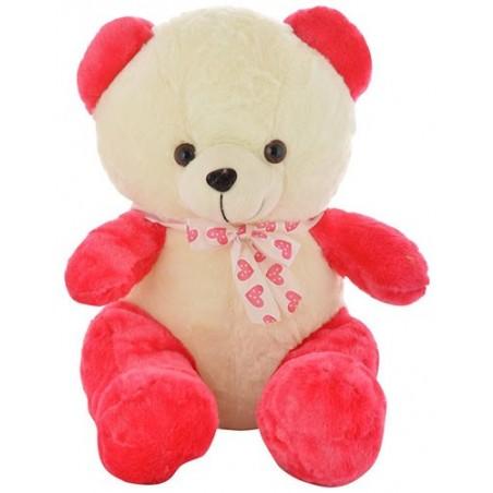 Carrot Color Teddy Nick Stuffed Soft Plush Toy Teddy Bear 30 cm