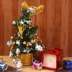 Decorated Christmas Tree...