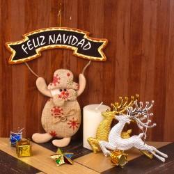 Feliz Navidad Hanging with...