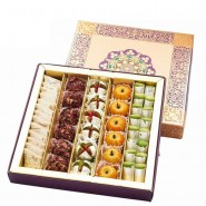 Dryfruit Assorted Mithai Box