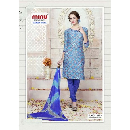 BluePrinted Salwar