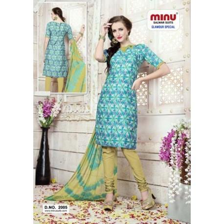 BluePrinted Salwar