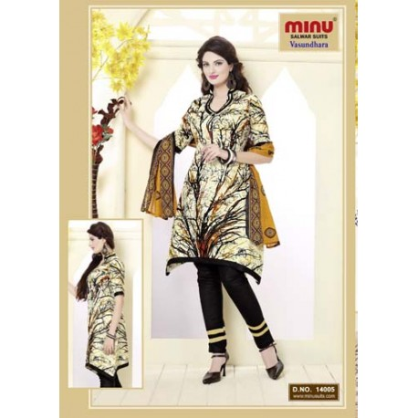 Beieg Printed Cotton Salwar