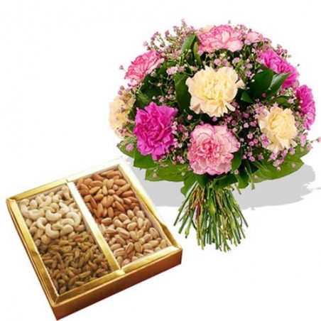 Valentine Dryfruit Gift For Him