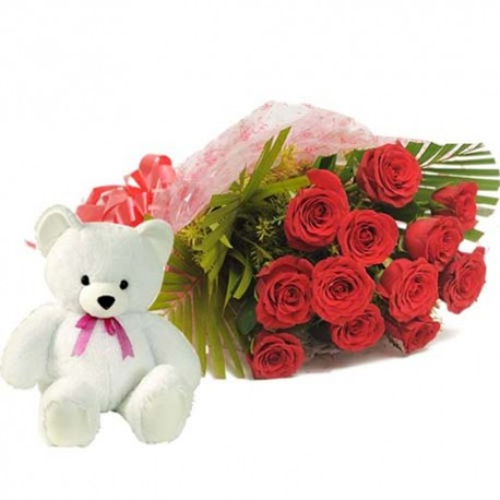Special Hug Hamper For Your Sweet Heart