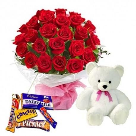 Valentine Golden Moments Combo