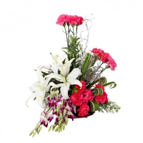 Mix Flowers Arrangement for Love