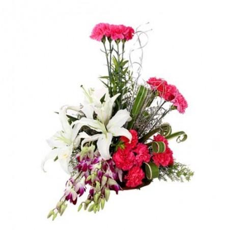 Mix Flowers Arrangement for Love