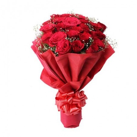 Valentine Special of Fifteen Mix Flowers