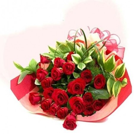 Valentines Day Special 40 Red Roses