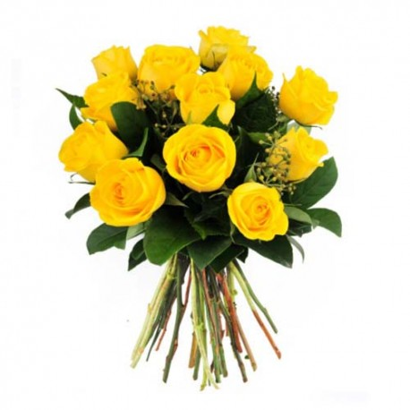 Romantic Yellow Roses For This Valentines